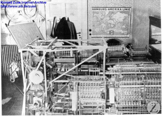 Un petit r sum de l histoire de l ordinateur arncom - Invention premier ordinateur ...